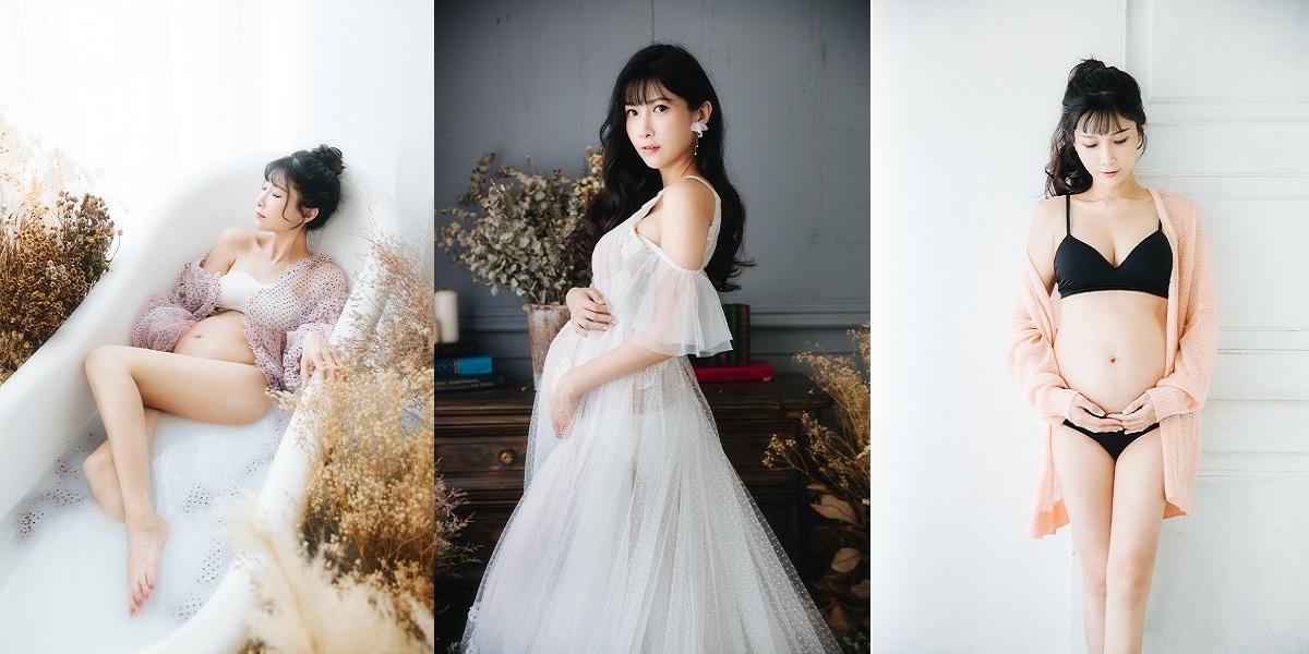 《孕婦寫真》孕媽咪也可以當夢幻公主!一生一次的孕婦寫真 – MIHO's Style 美好時代